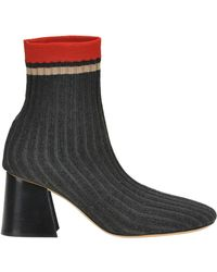 Céline - Soft Ballerina Knit Sock Boots - Lyst