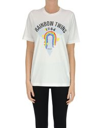 DSquared² - T-shirt stampata - Lyst