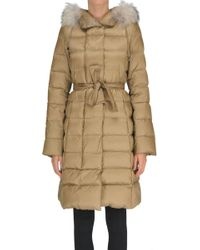Seventy - Quilted Down Jacket - Lyst
