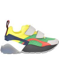 Stella McCartney - Eclypse Colourbock Sneakers - Lyst
