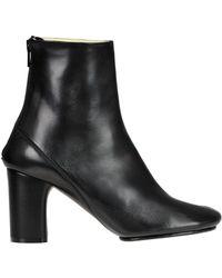Céline Ballet Reloaded Ankle Boots - Black