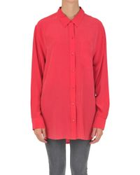 Equipment - Silk Shirt - Lyst
