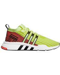 adidas Adidas Eqt Support Mid Adv Pk Glow/ Core Black/ Turbo