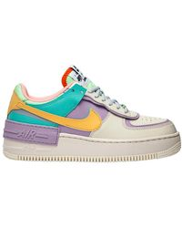 Nike Air Force 1 Shadow Casual Trainers - Lyst
