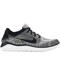 Nike Free Rn Flyknit Sneakers for Women