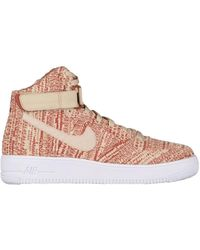 Día Amplificar chasquido  Nike Air Force 1 Ultraforce Sneakers - Lyst