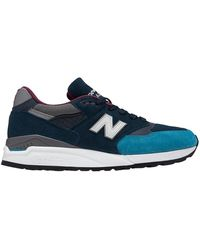 sentar prosa Directamente  New Balance 998 Sneakers for Men - Up to 30% off at Lyst.com