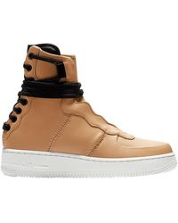 air force 1 rebel xx high top sneaker