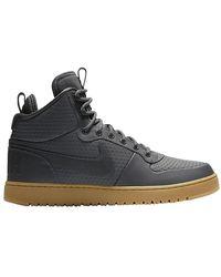 Nike Leather Ebernon Winter Mid Top
