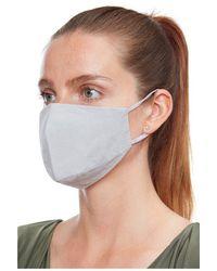 Goddiva Plain Fashion Face Mask - Multicolor