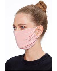 Goddiva Fashion Face Mask - Pink