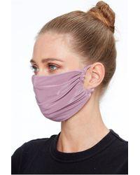 Goddiva Fashion Face Mask - Purple