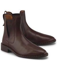 GANT , Chelsea-Boots Hampton - Braun