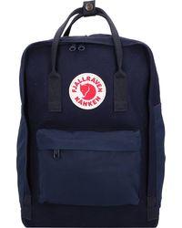 Fjallraven , Kanken Re-Wool Rucksack 40 Cm Laptopfach - Blau