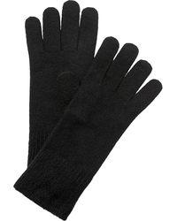 Marc O'polo , Handschuhe Aus Softem Baumwolle-Mix - Schwarz