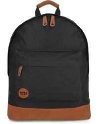 Mi-Pac , Classic Backpack - Schwarz