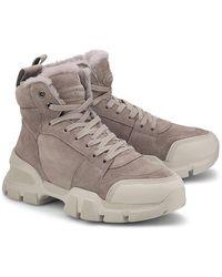 Kennel & Schmenger , Plateau-Sneaker Ace - Grau