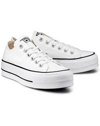 Converse - 'CTAS Lift OX' Sneakers - Lyst