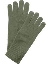 Marc O'polo , Handschuhe Aus Softem Baumwolle-Mix - Grün