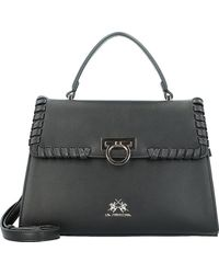 La Martina , Handtasche 31 Cm - Schwarz