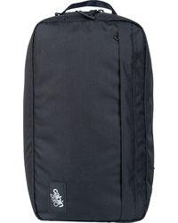 Cabinzero , Companion Bags Classic 11l Umhängetasche Rfid 19 Cm - Schwarz