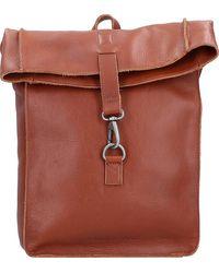 Cowboysbag , Little Doral Rucksack Leder 36 Cm Laptopfach - Braun