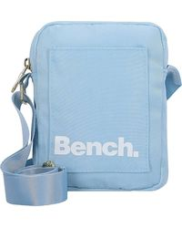 Bench , City Girls Umhängetasche 14 Cm - Blau