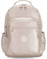 Kipling , Basic Plus Seoul Rucksack 44 Cm Laptopfach - Mehrfarbig
