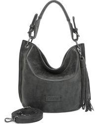 Fritzi aus Preußen , Fritzi31 Shopper Tasche 26 Cm - Schwarz
