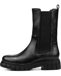 ANOTHER A , Chelsea Boot - Schwarz
