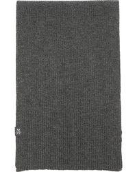 Marc O'polo , Strickschal Aus Softer Schurwolle-Qualität - Grau