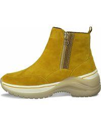 Tamaris , Purerelax Sneaker - Gelb
