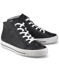 Paul Green - , Leder-Sneaker - Lyst
