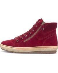 Gabor , High-Top-Sneaker - Rot