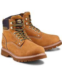 Dockers , Schnür-Boots - Gelb