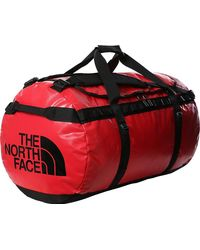 The North Face , Base Camp Xl Reisetasche 75,5 Cm - Rot