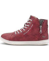 Mustang , High-Top-Sneaker - Rot