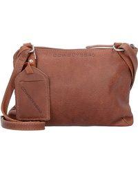 Cowboysbag , Bag Tiverton Umhängetasche Leder 24 Cm - Braun