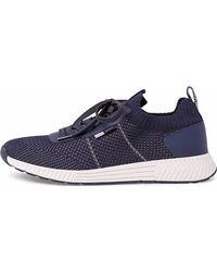 S.oliver , Sneaker - Blau