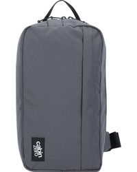 Cabinzero , Companion Bags Classic 11l Umhängetasche Rfid 19 Cm - Mehrfarbig