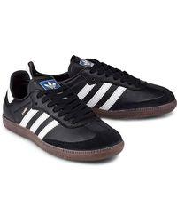 adidas Originals Sneaker low Samba OG - Schwarz