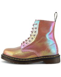 Dr. Martens - Frauen Boots 1460 Vegan 8 Eye - Lyst