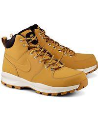 Nike »Manoa Leather« - Braun