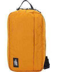 Cabinzero , Companion Bags Classic 11l Umhängetasche Rfid 19 Cm - Orange