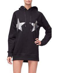 GOOD AMERICAN - Goodies Stars & Stripes Hoodie - Lyst