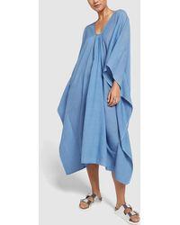 Aish Piku Dress - Blue