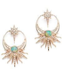 Venyx Matahari Earrings By