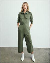 f827278e5c6 G. Label by goop - Julian Workwear Jumpsuit - Lyst