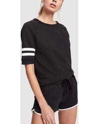 Alternative Apparel Track Shorts - Black