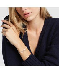 Sara Weinstock Isadora Floret Bolo Diamond Bracelet - Metallic
